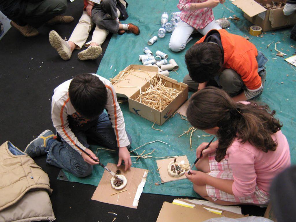 Educazione ambientale bambini